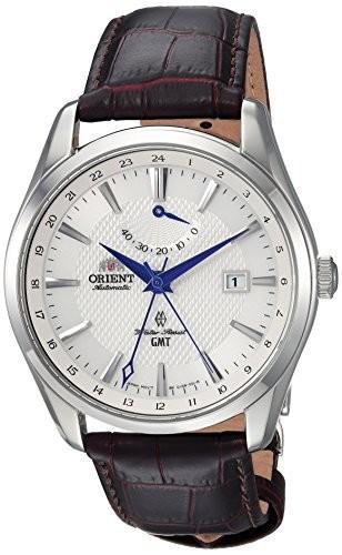 希少 黒入荷! [オリエント]ORIENT 腕時計 AUTOMATIC GMT POWER AUTOMATIC RESERVE 腕時計 オートマチック パワーリザーブ POWER DJ05003W メンズ [逆輸入], 志田郡:38e0e6ed --- kzdic.de