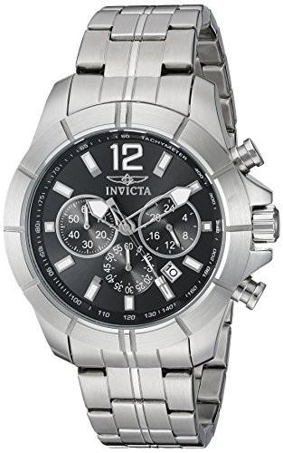 最新な インヴィクタ Invicta Mens インヴィクタ 21462 Specialty Analog Display 21462 Display Japanese Quartz Silver Watch [並行輸入品], コスメプリマ:17461604 --- 1gc.de