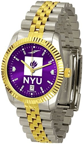 最も完璧な 新しいYork Mens Executive Violets NCAA AnoChrome Violets Executive Mens Watch, コンタクトショップ ルーク:a774af92 --- chevron9.de