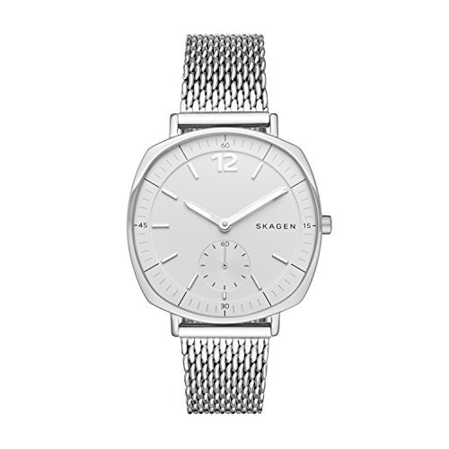 人気沸騰ブラドン Skagen Rungsted Silver Dial Ladies Watch skw2402, ヒラタチョウ 7eedc5d5