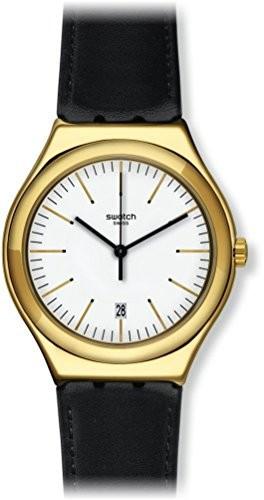 【激安アウトレット!】 [スウォッチ]SWATCH 腕時計 メンズ IRONY BIG CLASSIC(アイロニービッグクラシック) EDGY TIME YWG404 メンズ 腕時計 YWG404【並行輸入品】, ブルーマート:aaf97752 --- 1gc.de