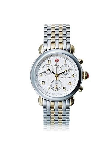 【2018?新作】 MICHELE Stainless Womens CSX-39 Quartz Quartz Stainless Steel Watch, Watch, Color:Two Silver-Toned (Model: MWW03D000026), ボクらの農業EC:ee28fb1e --- kzdic.de