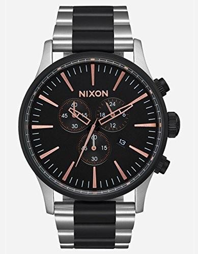 100%の保証 NixonNixon (ニクソン) メンズボルトステンレススチール時計, サカホギチョウ:3404467c --- 1gc.de