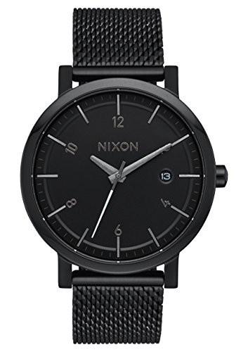 激安特価 Nixon The Mens The Nixon Rollo Rollo 38?SS オールブラック, 【日本産】:2ab296dc --- 1gc.de