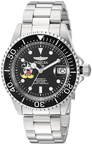 【驚きの価格が実現!】 Invicta Men s s Disney Edition AutomaticステンレススチールCasual (モデル: Watch Men , Color : silver-toned (モデル: 22777?), フェアリーネイル:2c9c6fc7 --- 1gc.de