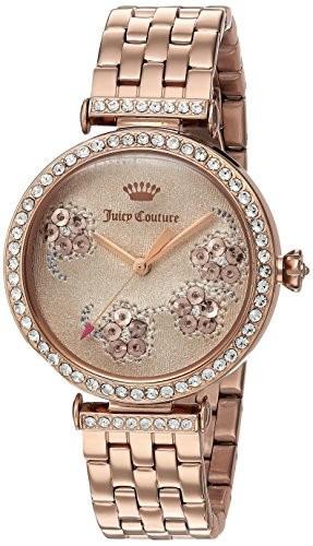 絶対一番安い Juicy Couture 女性 Watch クォーツ:バッテリー ウォッチ 海外出荷 1901517, きくぱんベーグル eb1f582e