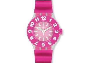 本物 ROSE DIE 腕時計 Scuba(スクーバ) SUUK113 [スウォッチ]SWATCH 【並行輸入品】-腕時計レディース