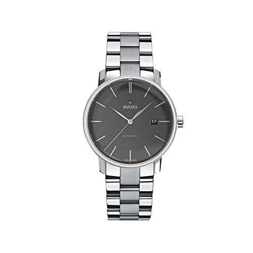 【国内発送】 ラドーCoupoleクラシックブラックダイヤルステンレススチールメンズ腕時計r22860153, 相知町 72d606c1