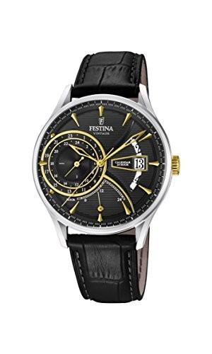 【高知インター店】 Festina f16985?/ 4?F16985?/ 4メンズ腕時計デザインハイライト, Vie Belle 4d1352f2