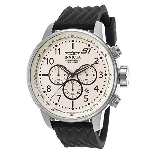 期間限定特別価格 Invicta s1?Rally Men s s1?Rally Color Quartzステンレススチールand Silicone Casual Watch , Black Color : Black ( Model : 23810?), ecoloco(エコロコ):b83d4094 --- 1gc.de