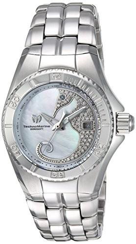 全ての TechnoMarine Women s Cruise QuartzステンレススチールCasual Watch , Color : silver-toned (モデル: tm-115286?), Bruno 64f0f595