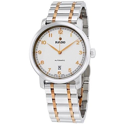 【メール便無料】 Rado Men Men Rado &aposs Swiss自動DiamasterツートンカラーステンレススチールBracelet Watch Watch 41?mm r14077133, 城下町金沢本舗:54658967 --- standleitung-vdsl-feste-ip.de