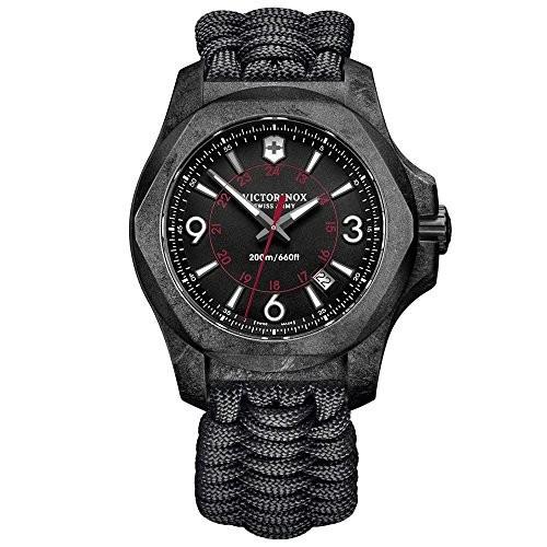 柔らかな質感の [ビクトリノックススイスアーミー]VICTORINOX SWISSARMY 腕時計 メンズ イノックス カーボン I.N.O.X. メンズ イノックス CARBON カーボン ヴィクトリ?, gelato-petit:68c013a9 --- 1gc.de