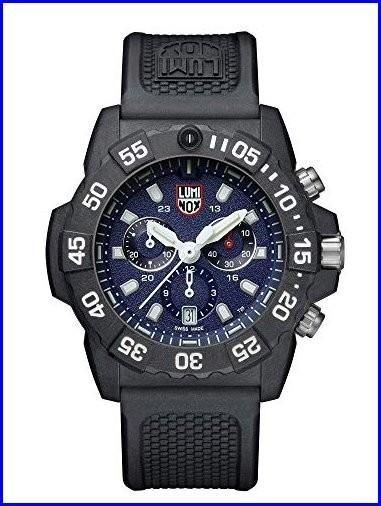 【超歓迎された】 ルミノックス LUMINOX 腕時計 NAVY SEAL CHRONOGRAPH 3580 SERIES 3583 [並行輸入品], 眼鏡達人 b310a53a