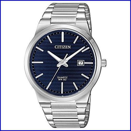 当社の Citizen (モデル: Watch, Men s QuartzステンレススチールCasual Watch, Color silver-toned (モデル: silver-toned bi5060???51l), オオイズミマチ:ab62cdfc --- 1gc.de