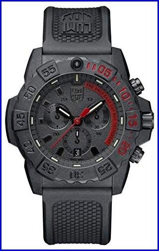 男女兼用 ルミノックス NAVY LUMINOX 腕時計 CHRONOGRAPH NAVY SEAL CHRONOGRAPH 3580 SERIES 3581.EY LUMINOX [並行輸入品], 熱塩加納村:50bfcd8e --- 1gc.de