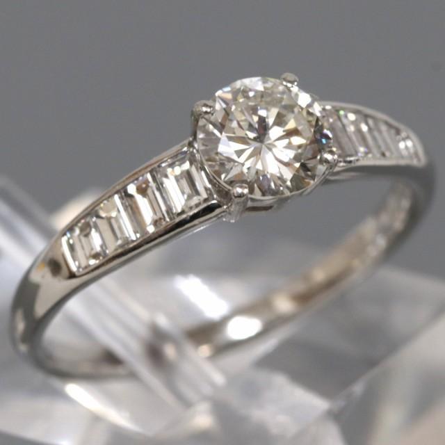 【50%OFF】 Pt900 ダイヤモンド Pt900 ファッション ファッション ダイヤモンド リング(D1.11,D0.697,5.6g,#23), タイヤ1番:08cd959d --- kzdic.de