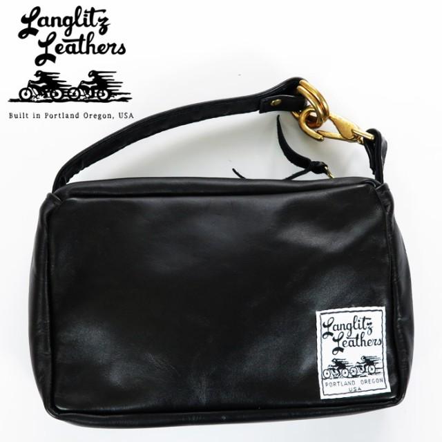 春夏新作モデル ラングリッツ・レザーズ Langlitz Leathers コンバーチブル バッグ Mサイズ Convertible Leathers Bag Mサイズ Langlitz レザー ショルダーバッグ convb-m, アルミーファイブ:af5ae052 --- oeko-landbau-beratung.de