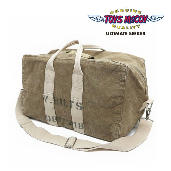 格安即決 トイズマッコイ TOYS McCOY アビエーターズキットバッグ AVIATOR'S KIT BAG V.HILTS tma1706, メッシュカワイ 53128a3c