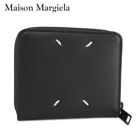 良質  【2020春夏新作 メンズ】 メゾンマルジェラ/Maison Margiela メンズ 折財布 Margiela/サイフ S55UI0197 PS935 (BLACK/ブラック/T8013) 2つ折り財布/ラウ, 松浦市:740bf2ce --- kzdic.de