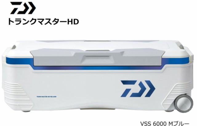 【ラッピング不可】 ダイワ トランクマスターHD VSS 6000 Mブルー / クーラーボックス (送料無料) (SP), TRE STYLE e805e6ba