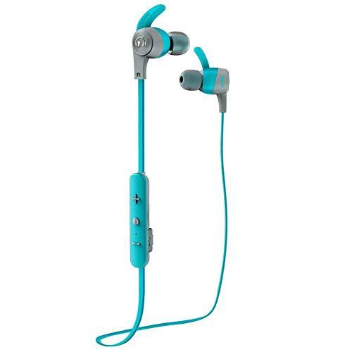 【国内正規品/メーカー保証1年】Monster iSport ACHIEVE Bluetooth対応 カナル型 ワイヤレスイヤホン 防滴/スポーツ向け