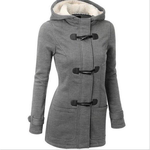 レディース コート ボアジャケット アウター ロング丈コート 無地 冬物 長袖 きれいめ 暖かく 防寒