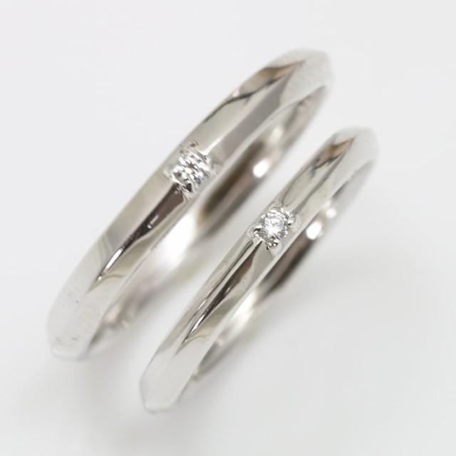 【 新品 】 ペアリング プラチナ900 ダイヤモンド 2本セット 2本セット 品質保証書 金属アレルギー 日本製 母の日 ダイヤモンド 金属アレルギー ギフト, BEATNUTS:a030180b --- salsathekas.de