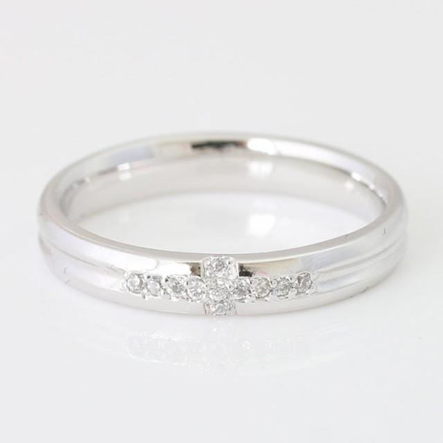 超激安 リング ダイヤモンド リング プラチナ900 ファッションリング 品質保証書 金属アレルギー 日本製 母の日 ギフト, P&LUXE 3c9563f3