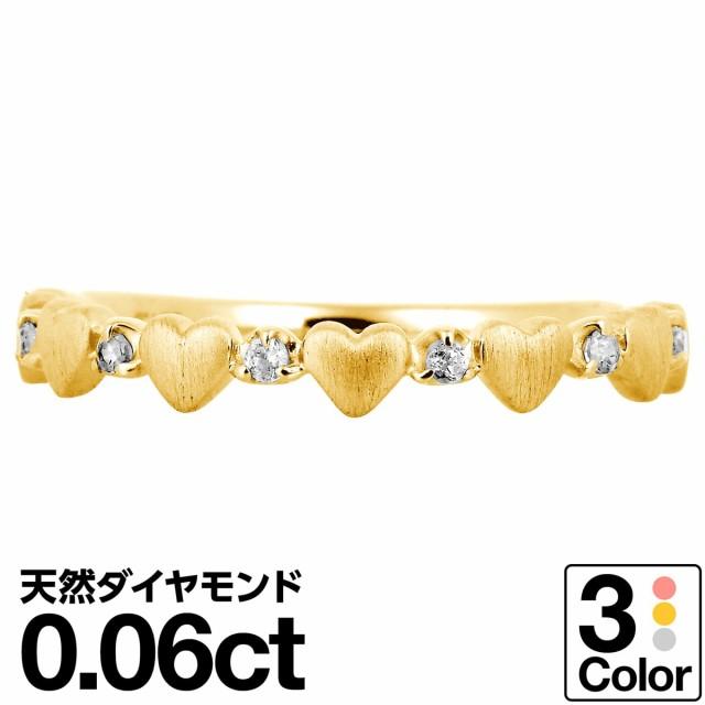【国際ブランド】 ゴールド ゴールド ハート リング ダイヤモンド リング k18 イエローゴールド/ホワイトゴールド/ピンクゴールド k18 ファッションリング 品質保証書 金属アレ, coco fille TOKYO:c9ed67f4 --- nak-bezirk-wiesbaden.de