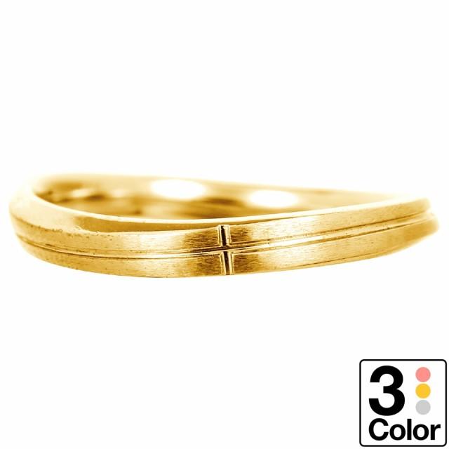超大特価 地金 リング k18 イエローゴールド/ホワイトゴールド/ピンクゴールド ファッションリング 【レビューを書いてポイント+5%】 品質保証書, フルビラグン b2e57f19