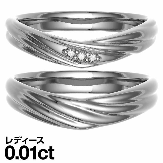 本物の 結婚指輪 マリッジリング k10 イエローゴールド/ホワイトゴールド/ピンクゴールド ダイヤモンド 2本セット 品質保証書 金属アレルギー 日, 輝く高品質な acfe9228