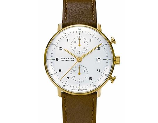 【メーカー再生品】 Max bill/ Chronoscope マックスビル Chronoscope Watch Max Number bill Whiteモデル027 7800.00腕時計ユンハンス ドイツ 受注生産品 送料無料 カーフス, きものレンタル専門店Kisste:5189a0ef --- 1gc.de