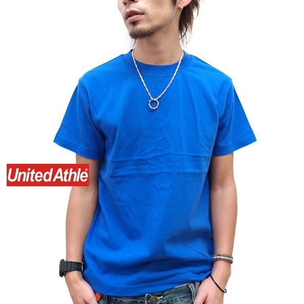 b76486f6437383 Tシャツ メンズ レディース 無地 綿 半袖 XS S M L XLの通販はWowma ...