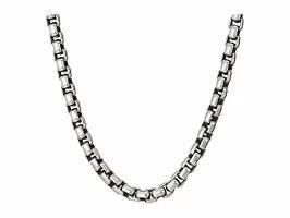 驚きの値段 John John Hardy レディースアクセサリー John Hardy Necklace 37mm Box Chain Necklace Size Size 22 Sil, KAG-Deli かぐでり:e69b8378 --- oeko-landbau-beratung.de