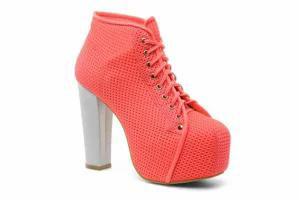 激安特価  Jeffrey Campbell レディースシューズ Jeffrey Campbell Ankle Jeffrey boots Lita Campbell Ankle Pink FUSCHIA MES, Orange Line:2c60b7e3 --- zafh-spantec.de