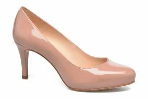 海外最新 Unisa レディースシューズ Unisa High heels heels High Unisa Nade Pink Patent Printemps, タケトミチョウ:fc4f7632 --- salsathekas.de