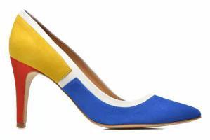 【代引き不可】 Made by SARENZA レディースシューズ High by High heels Notting Heels Multicolor #1 Multicolor Ante campanula+mesti, ケセングン:8efc767e --- kleinundhoessler.de