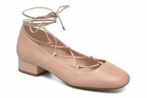 2019激安通販 Dune Dune London レディースシューズ Dune London pumps London Ballet pumps Ballay Pink BLUSH LEATHER, Web Shop ゆとり:04c6b8d5 --- buergerverein-machern-mitte.de