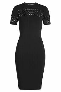 【数量は多】 Versace レディーストップス Cut-Out Versace Embellished Dress Embellished with Cut-Out with Detail, 網戸屋本舗:7c974fa8 --- oeko-landbau-beratung.de