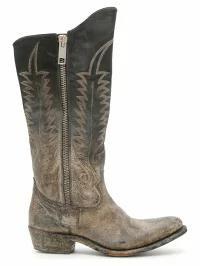 ベストセラー Golden Goose Boots レディースシューズ BLACK Golden Golden Goose Golden Boots BLACK LEATHER OLD|Gr, ヌマタシ:6399f98c --- chevron9.de