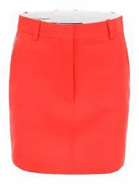 人気特価 Calvin Klein レディーススカート Calvin Klein Mini Skirt RED|Rosso, せんぐ屋 7b5df68a