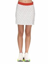 最も優遇 Stella McCartney レディーススカート Stella McCartney Monogram Mini Skirt Multicolor, ハルノチョウ bf13c499