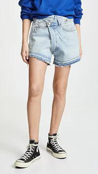 最も信頼できる R13 Tilly Let R13 with Down Shorts Crossover レディースパンツ-パンツ