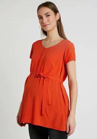 Zalando Essentials Maternity レディーストップス Zalando Essentials Maternity Blouse - orange or