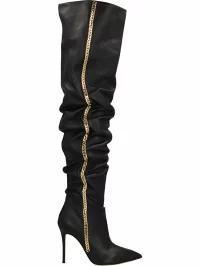 【オンラインショップ】 Giuseppe Zanotti レディースシューズ Giuseppe Zanotti lucrezia Shoes Black, イチキチョウ fcdc393a