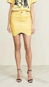 大好き RtA レディーススカート RtA RtA Tempest Skirt Skirt Electric Tempest Yellow, クワナシ:8b6c1161 --- chevron9.de