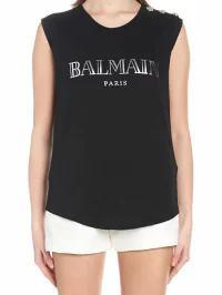 今季一番 Balmain レディースその他 Balmain Top Balmain Black, マキムラ:c901a2fe --- kzdic.de
