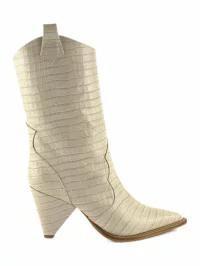 限定版 Aldo Castagna レディースシューズ Castagna Aldo Castagna Boots Beige Leather Castagna Boots Beige, アゲツヤオフィシャルサイト:34fc0150 --- pfoten-und-hufe.de