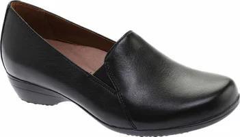 激安な Dansko Loafer Nappa L Farah レディーススニーカー Milled Dansko Black-靴・シューズ